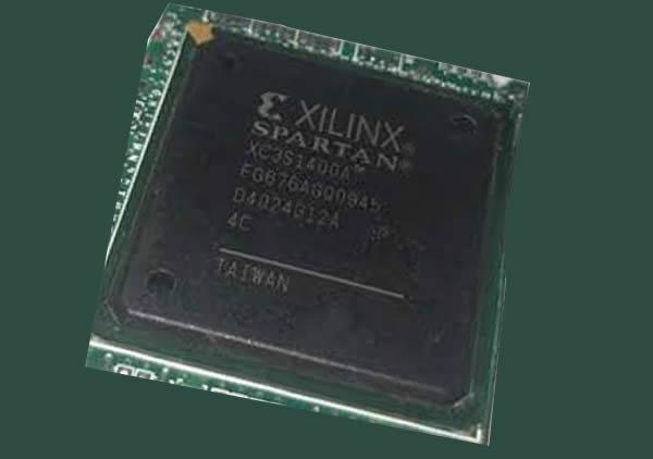 XC3S1400AN-4FG676C Xilinx Inc.